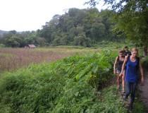 La alimentación durante el trekking