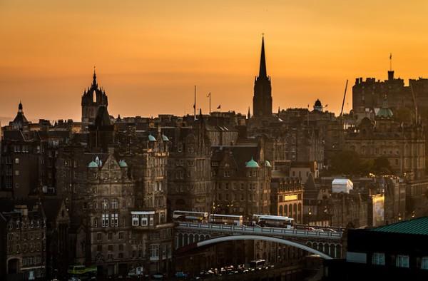Unos 40 millones de pasajeros viajaron desde Edimburgo con EasyJet
