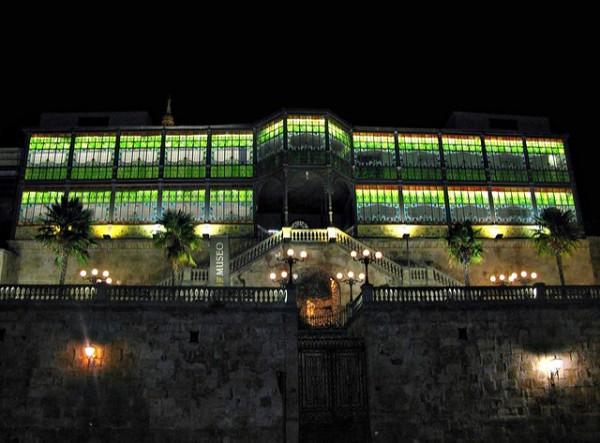 La Casa Lis es uno de los edificios más singulares de Salamanca