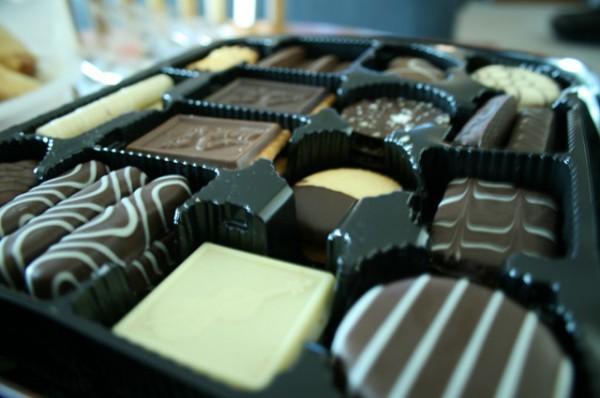 El chocolate belga es uno de los más famosos del mundo