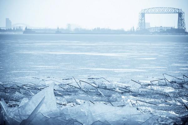 Duluth es una ciudad del frío estado de Minnesota