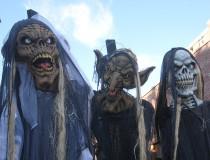 Halloween en Salem, todo un mes lleno de actividades