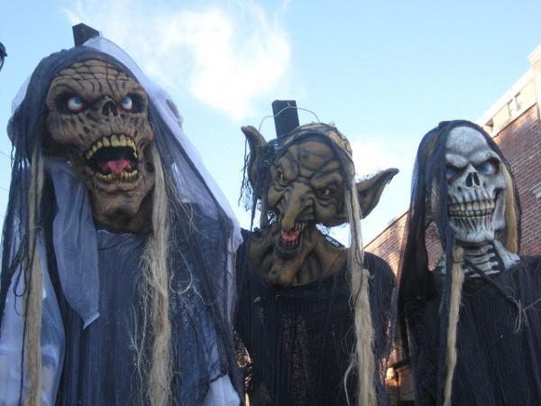 Salem es una de las ciudades de los Estados Unidos que mejor celebra Halloween