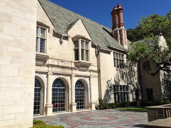 La Mansión Greystone es uno de las casas más famosas de Beverly Hills