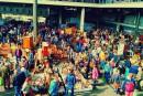El Mercado de los Encants, en Barcelona