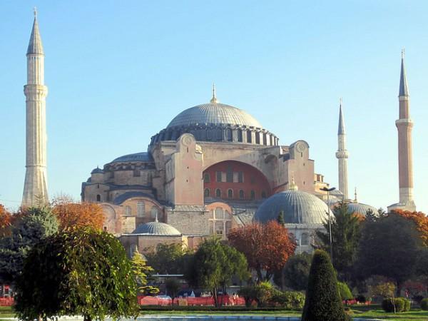 Santa Sofía es el símbolo de Estambul