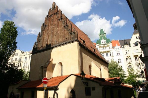 Praga tiene una de las sinagogas más antiguas de Europa