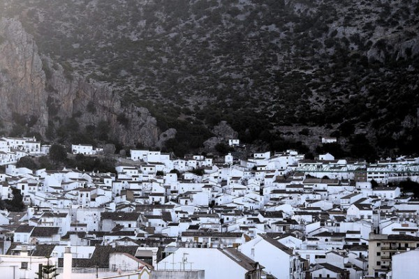 Ubrique, pueblo blanco en la sierra de Cádiz