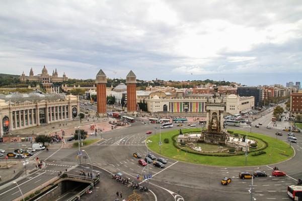 Fairmont remodela el hotel Juan Carlos I de Barcelona