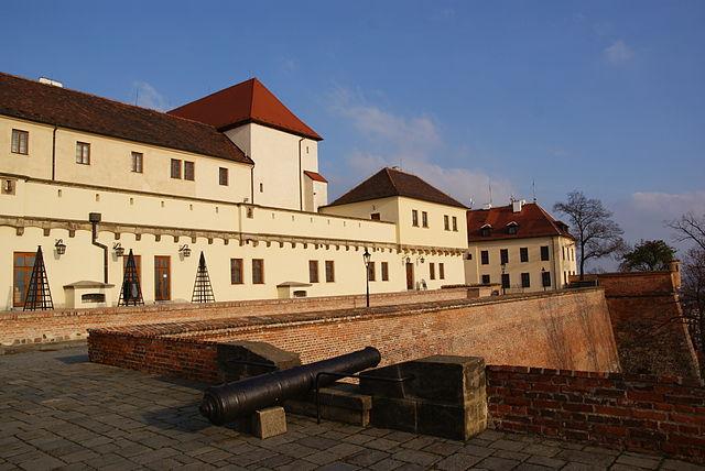 Castillo de Spilberk en Brno