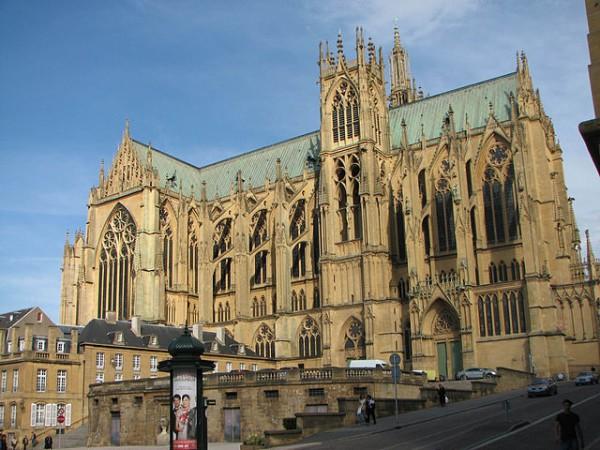 Las 6 visitas para disfrutar en Metz