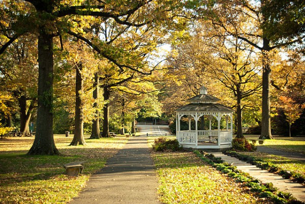 Las mejores zonas verdes de Filadelfia
