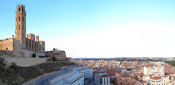 El Parador de Lleida reabrirá en 2017