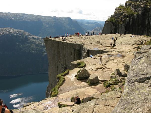 Noruega buscará proteger sus atractivos naturales