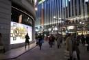 Ginza, un reflejo del Tokyo más brillante, caro y espectacular