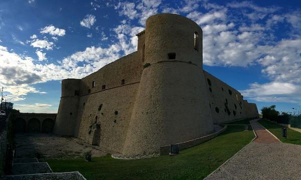 Ortona cuenta con un Castillo Aragonés del siglo XV