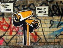 Berlín, paraíso del arte urbano en decenas de instalaciones abandonadas