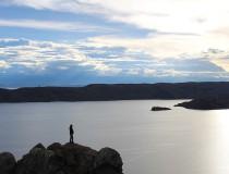 Bolivia descontaminará el Lago Titicaca
