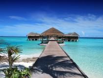 Las islas Maldivas mejorarán las infraestructuras turísticas