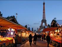 Planes recomendables para pasar la Navidad en París