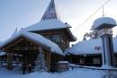 El pueblo de Santa Claus, en la Laponia finlandesa