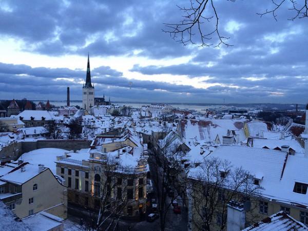 Tallin, capital de Estonia y Patrimonio de la Humanidad