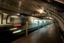 Andén 0, el centro de interpretación del Metro de Madrid