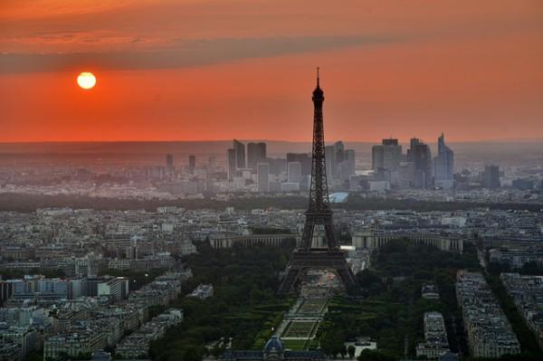 París registra un descenso de turistas internacionales