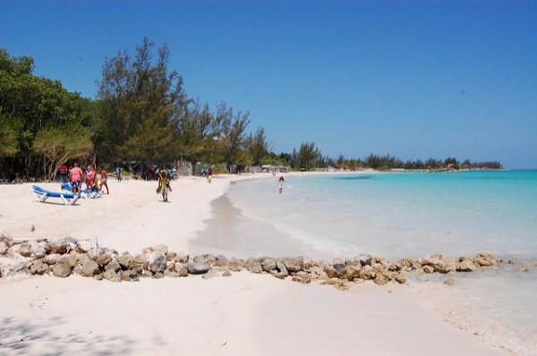 Jamaica avanza en el turismo de cruceros