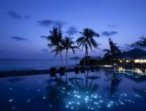 La playa estrellada de la Isla de Vaadhoo, en las Islas Maldivas