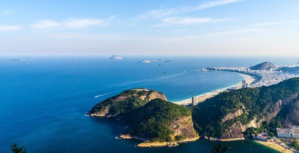 Brasil espera un verano con incremento de turistas