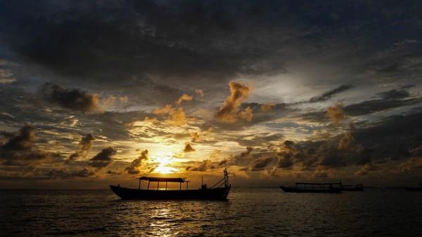 Mejoran los visitantes asiáticos en Camboya