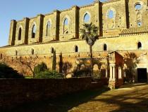 La Abadía de San Galgano, en la Toscana italiana