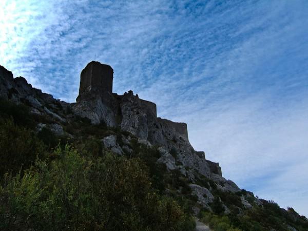 Los hijos de Carcasona, cinco castillos franceses