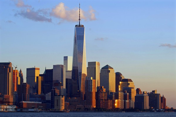 one world trade center es el rascacielos ms alto de new york