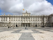 El Palacio de Oriente de Madrid, residencia real