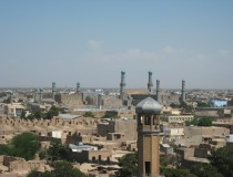 La Mezquita del Viernes en Herat