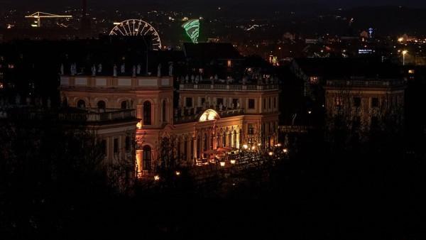Palacio de la Orangerie en Potsdam