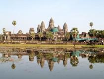 Camboya sigue atrayendo a más turistas asiáticos