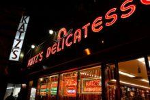 Katz's Delicatessen, uno de los restaurantes más famosos de New York
