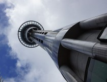 Sky Tower, el símbolo de Auckland