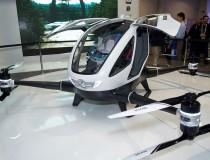 Un taxi dron, ¿la próxima extravagancia que veremos en Dubai?