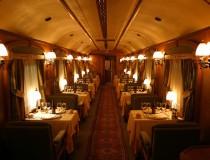 El Transcantábrico, el tren turístico del norte de España