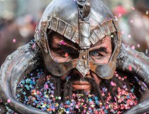 Celebrar el carnaval en el mundo