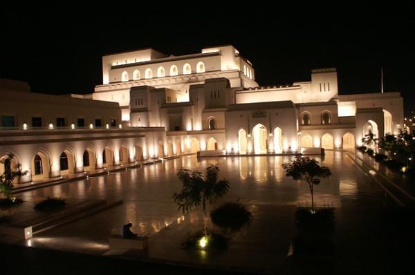 Omán destaca como destino de cruceros