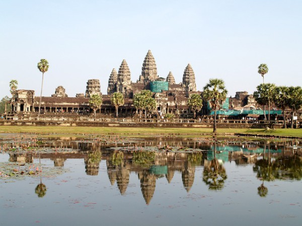 El turismo en Camboya sigue creciendo con fuerza
