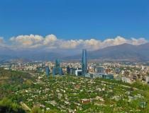Ruta entre Madrid y Santiago de Chile de Plus Ultra