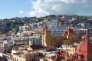 Sigue mejorando el turismo en Guanajuato