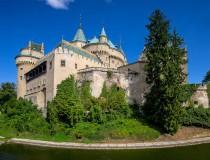 Bojnice y su castillo, de los lugares más visitados de Eslovaquia