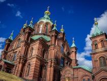 Las catedrales de Helsinki, símbolos de la capital de Finlandia